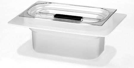 Acid resistant tub for S 30 / S 30H / S 40 / S 40H